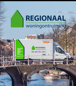 Huisontruiming Regionaal Waddinxveen